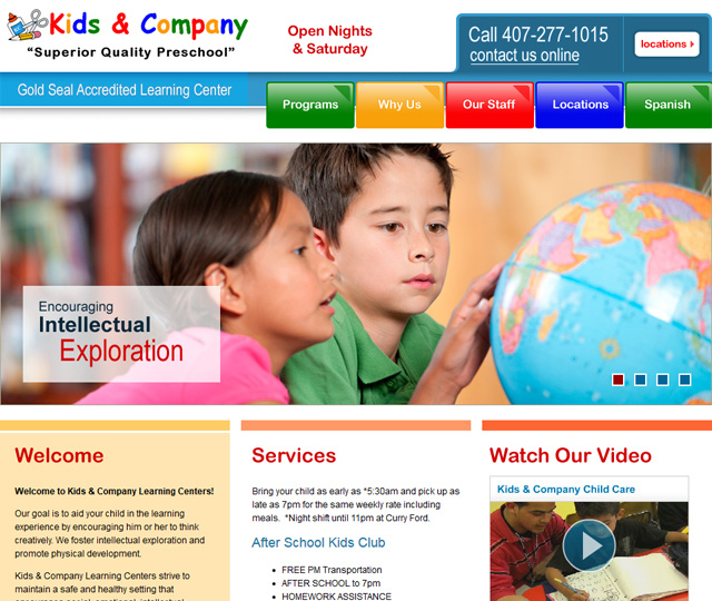 Kids & Company Learning Center