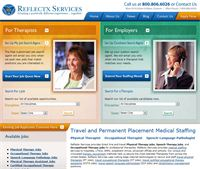 Reflectx Services - Medical Staffing