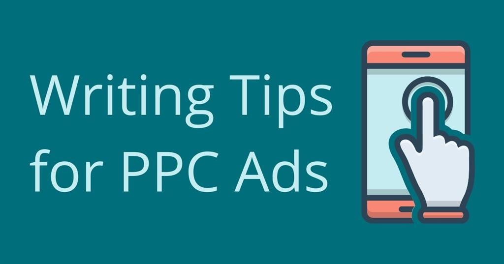 writing tips for ppc ad copy blog graphic by sales & marketing technologies