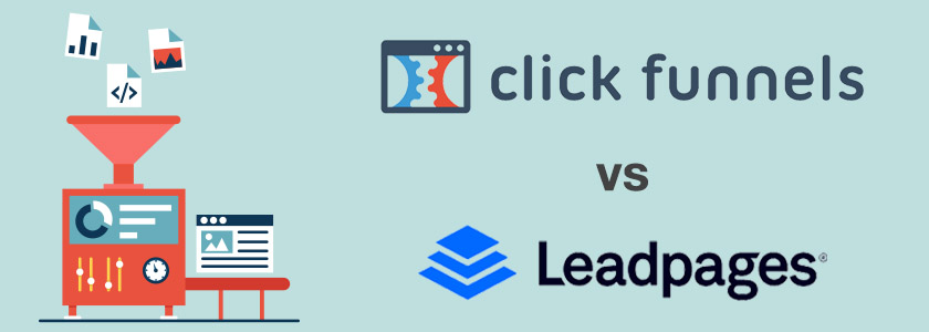 An Unbiased View of Leadpages Vs Clickfunnels
